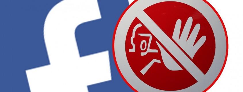 Avoiding a facebook ban